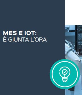 ebook – MES E IoT: E' GIUNTA L'ORA!